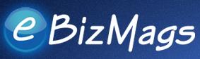 eBizMags logo